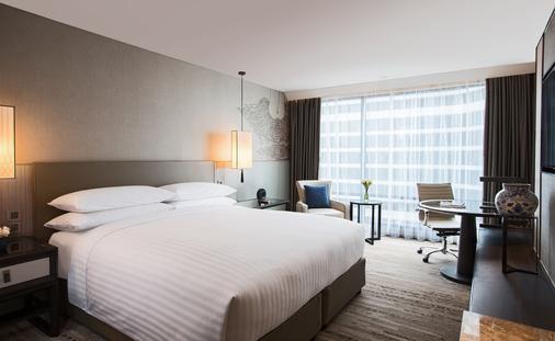 曼谷萬豪馬奎斯女王公園酒店 - 曼谷 - 曼谷 - 臥室