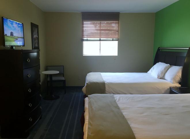 The Pine Inn - Pinebluff - Bedroom