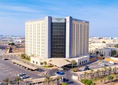 BM Acacia Hotel and Apartments - Ras Al Khaimah - Edificio