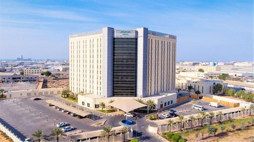 Bin Majid Acacia Hotel And Apartments - Ras Al Khaimah - Κτίριο