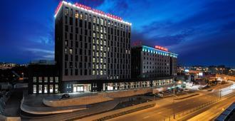 Airport Hotel Okęcie - Varsóvia - Edifício