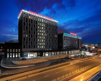 Airport Hotel Okęcie - Варшава - Building