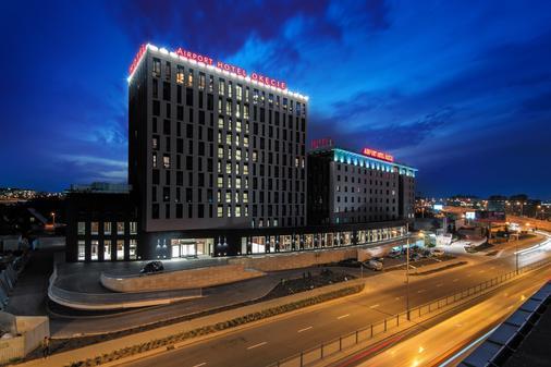 Airport Hotel Okęcie - Varsova - Rakennus