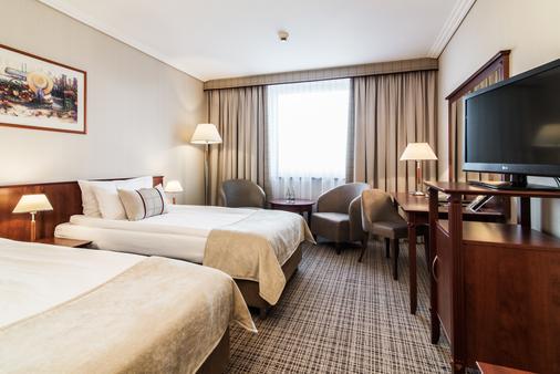Airport Hotel Okęcie - Warsaw - Bedroom