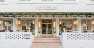President Hotel - Miami Beach - Bâtiment
