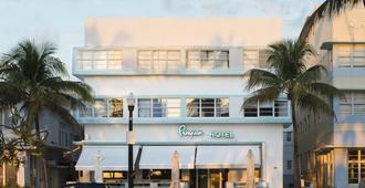 Penguin Hotel - Miami Beach - Gebäude