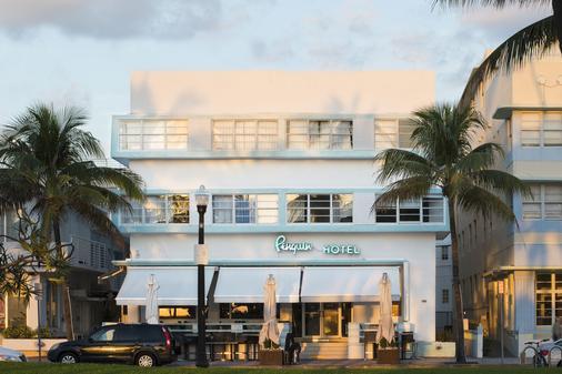 Penguin Hotel - Miami Beach - Rakennus