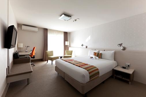 Jet Park Hotel Auckland Airport - Auckland - Bedroom