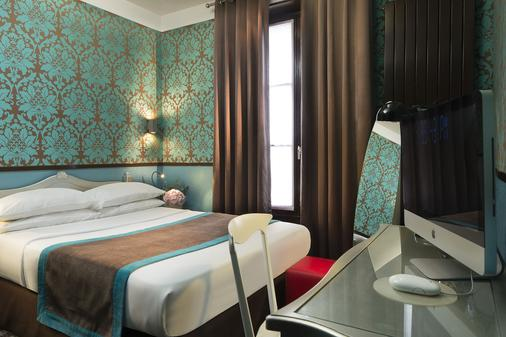 Hotel Design Sorbonne - Paris - Bedroom