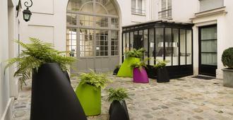 Hotel Design Sorbonne - París - Edificio