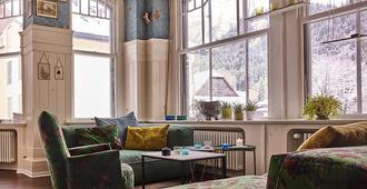 Bellevue-Terminus - Urban Lifestyle Hotel - Engelberg - Lounge