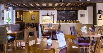 The Coldstreamer - Penzance - Restaurante