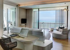 Hilton Pattaya - Pattaya - Bedroom