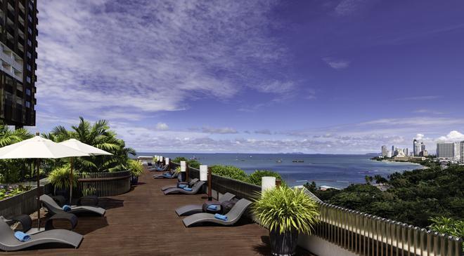 Hilton Pattaya - Pattaya - Parveke