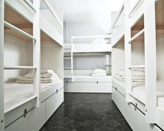 Dream Hostel & Hotel - Tampere - Schlafzimmer