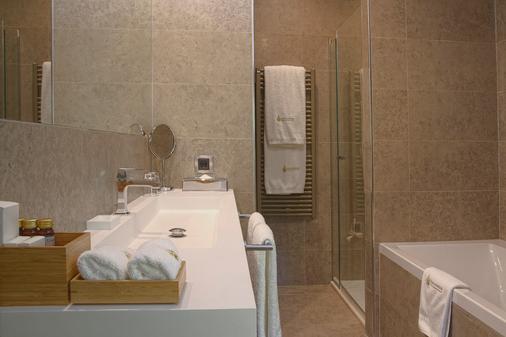 坎阿羅瑪精品酒店 - 帕爾瑪 - 帕爾馬 - 浴室