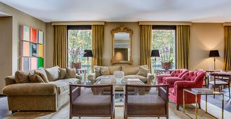 Boutique Hotel Can Alomar - Palma de Mallorca - Living room