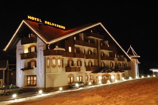 Hotel Belvedere & Paradise Club Center - Fai della paganella - Rakennus