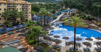 هوتل روزامار جاردن ريزورت - يوريت دي مار - حوض السباحة