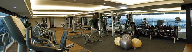 Hatten Hotel Melaka - Malacca - Gym