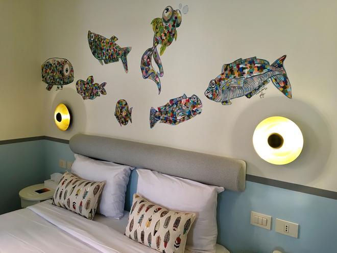 Turtle's Inn - El Gouna - Makuuhuone