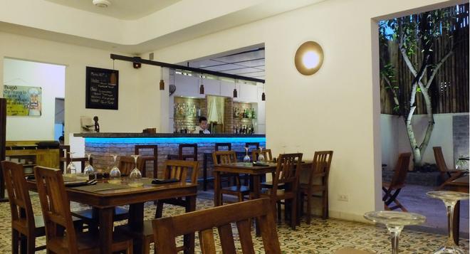 The Sangkum - Phnom Penh - Restaurant