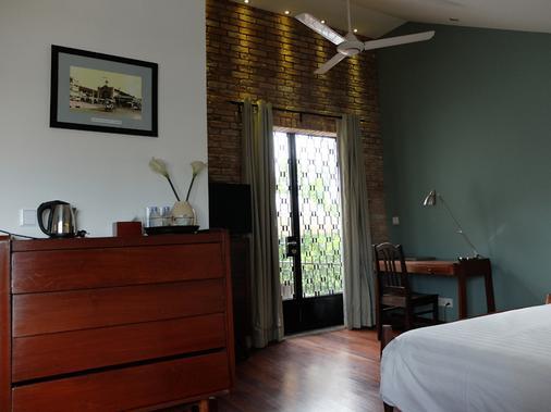 The Sangkum - Phnom Penh - Bedroom