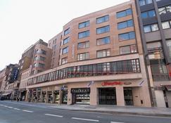 Hampton by Hilton Antwerp Central Station - Αμβέρσα - Κτίριο