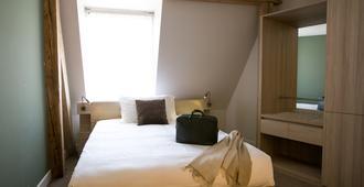 Hôtel des Voyageurs - Losanna - Camera da letto