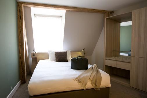 Hôtel Des Voyageurs - Lausanne - Makuuhuone