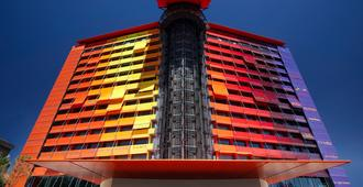Hotel Puerta América - Madrid - Building