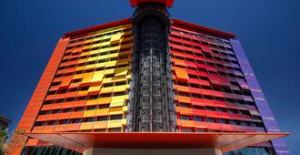 Hotel Puerta América - Мадрид - Здание