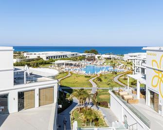 Sentido Asterias Beach Resort - Afantou - Edificio