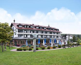Best Western Hotel Brunnenhof - Weibersbrunn - Gebäude