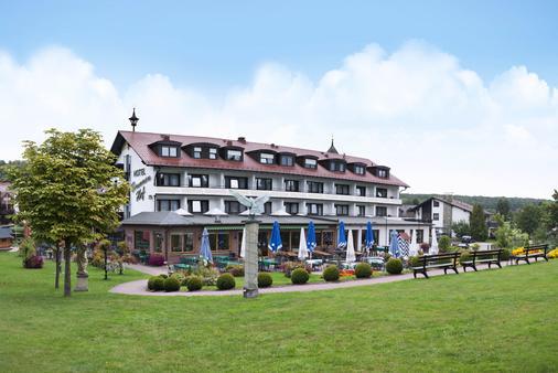 Best Western Hotel Brunnenhof - Weibersbrunn - Building