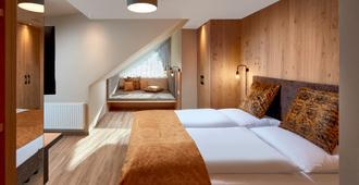 Hotel Sonnblick - Kaprun - Soveværelse