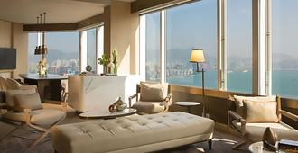 Renaissance Hong Kong Harbour View Hotel - Hong Kong - Sala de estar