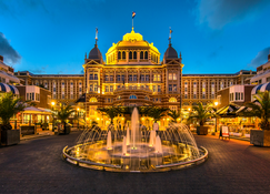 Grand Hotel Amrâth Kurhaus The Hague Scheveningen - Haag - Bygning