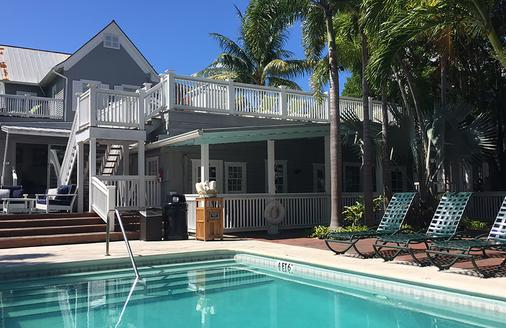 The Chelsea House - Key West - Uima-allas