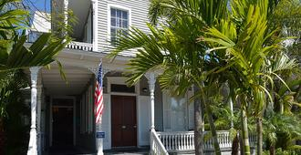 The Chelsea House - Key West - Byggnad