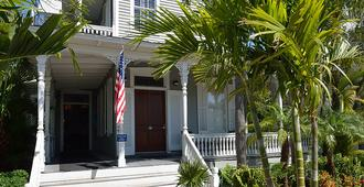 The Chelsea House - Key West - Rakennus
