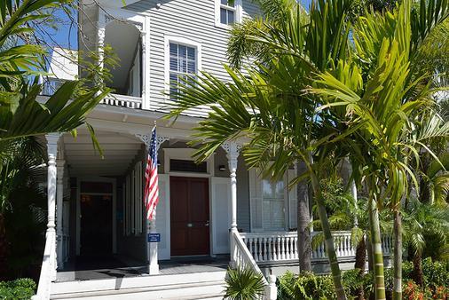 The Chelsea House - Key West - Rakennus