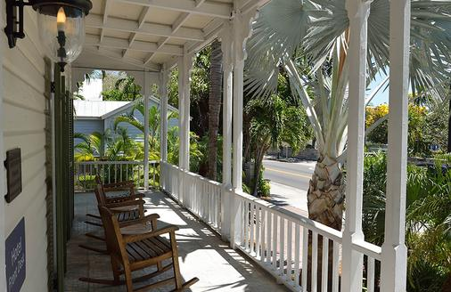 The Chelsea House - Key West - Patio