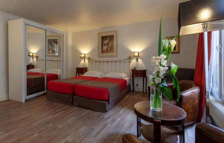 Hôtel Atlantis Saint-Germain-Des-Prés $117 ($̶2̶2̶8̶)  Paris