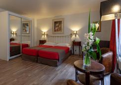 Hôtel Atlantis Saint-Germain-Des-Prés - Paris - Bedroom