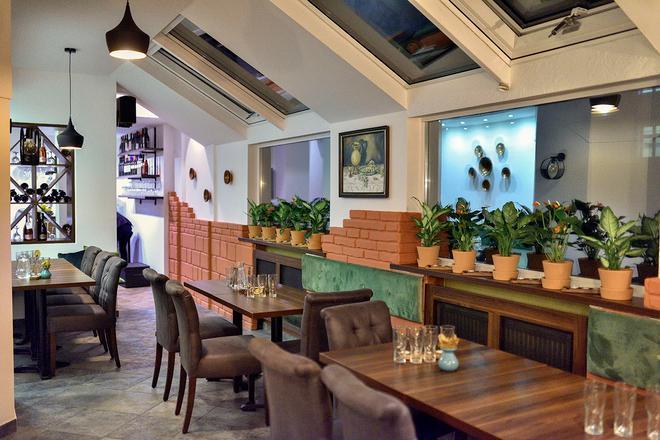 Hotel 97 - Bydgoszcz - Restaurant