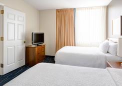 Residence Inn by Marriott Philadelphia Center City - Philadelphia - Bedroom