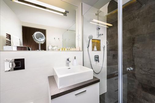 歌劇花園和公寓酒店 - 布達佩斯 - 布達佩斯 - 浴室