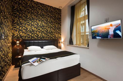 歌劇花園和公寓酒店 - 布達佩斯 - 布達佩斯 - 臥室