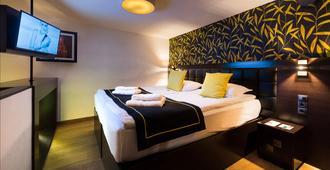 Opera Garden Hotel & Apartments - בודפשט - חדר שינה